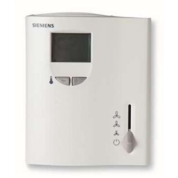 西门子 rdf30带lcd的四管制风机盘管温控器