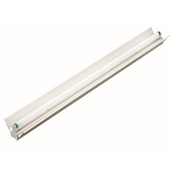 乐易t8支架单灯管/电子镇流器+反射罩1x